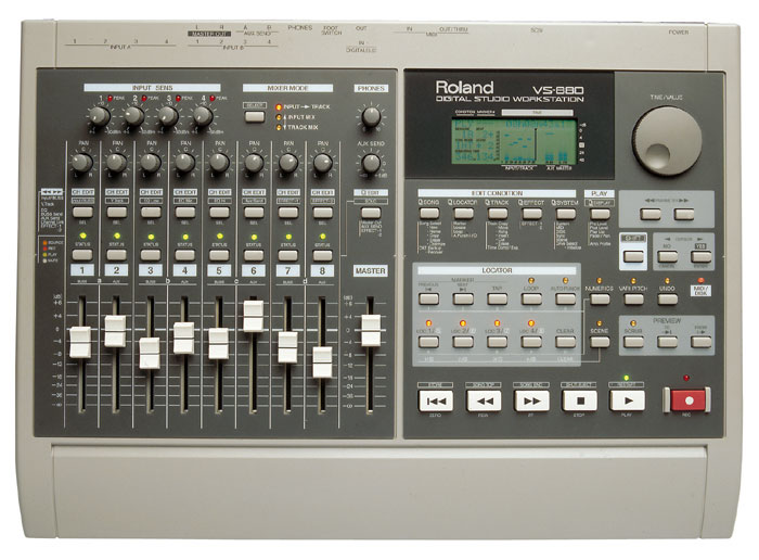 Roland vs880 video owners manual with nick cooper youtube.